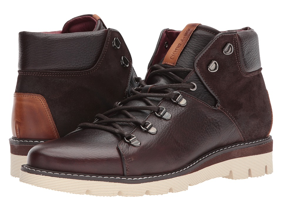 Cycleur de Luxe Hike (Dark Brown) Men