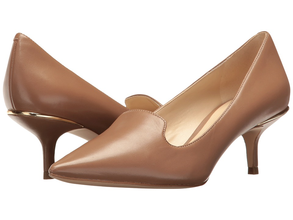 Nine West - Freddee (Natural Leather) Women's Shoes