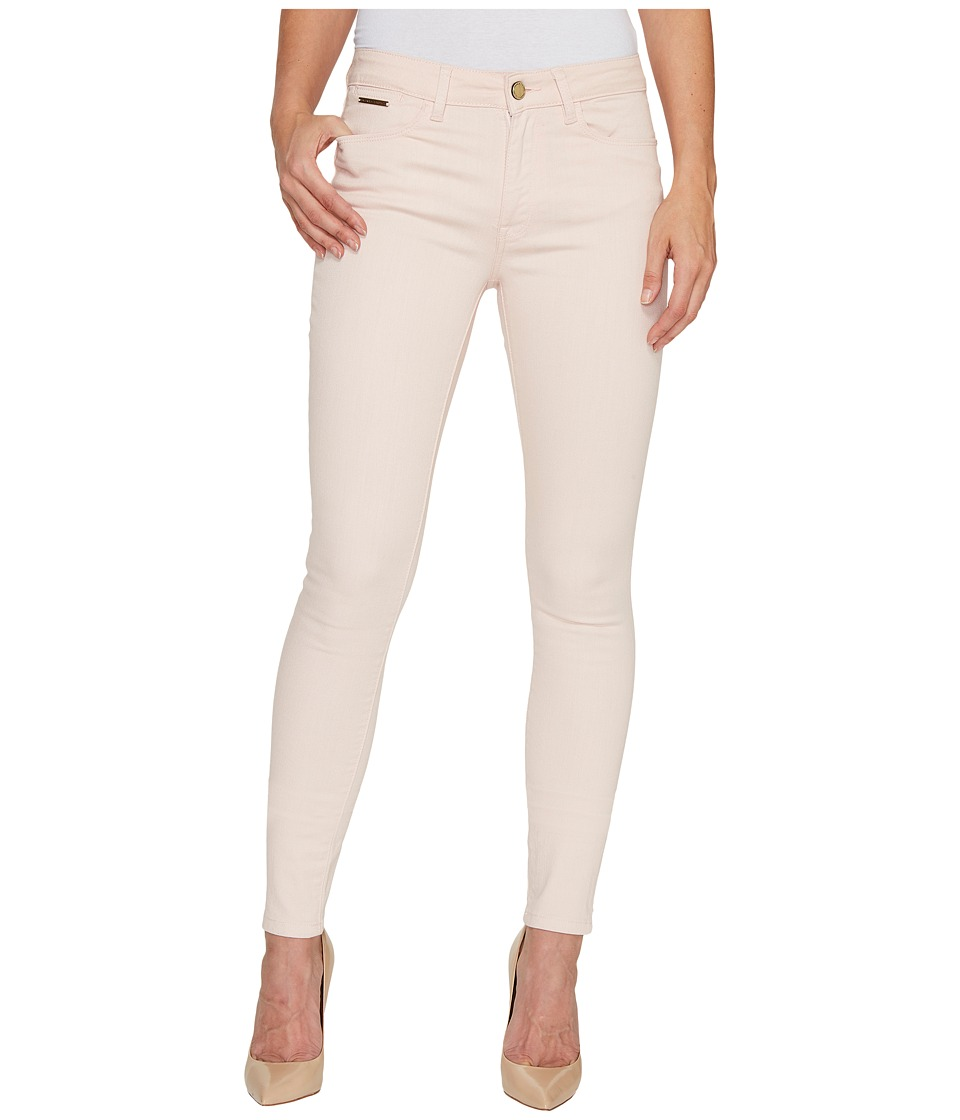 Ivanka Trump - Denim Skinny Jeans in Blush (Blush) Women's Jeans