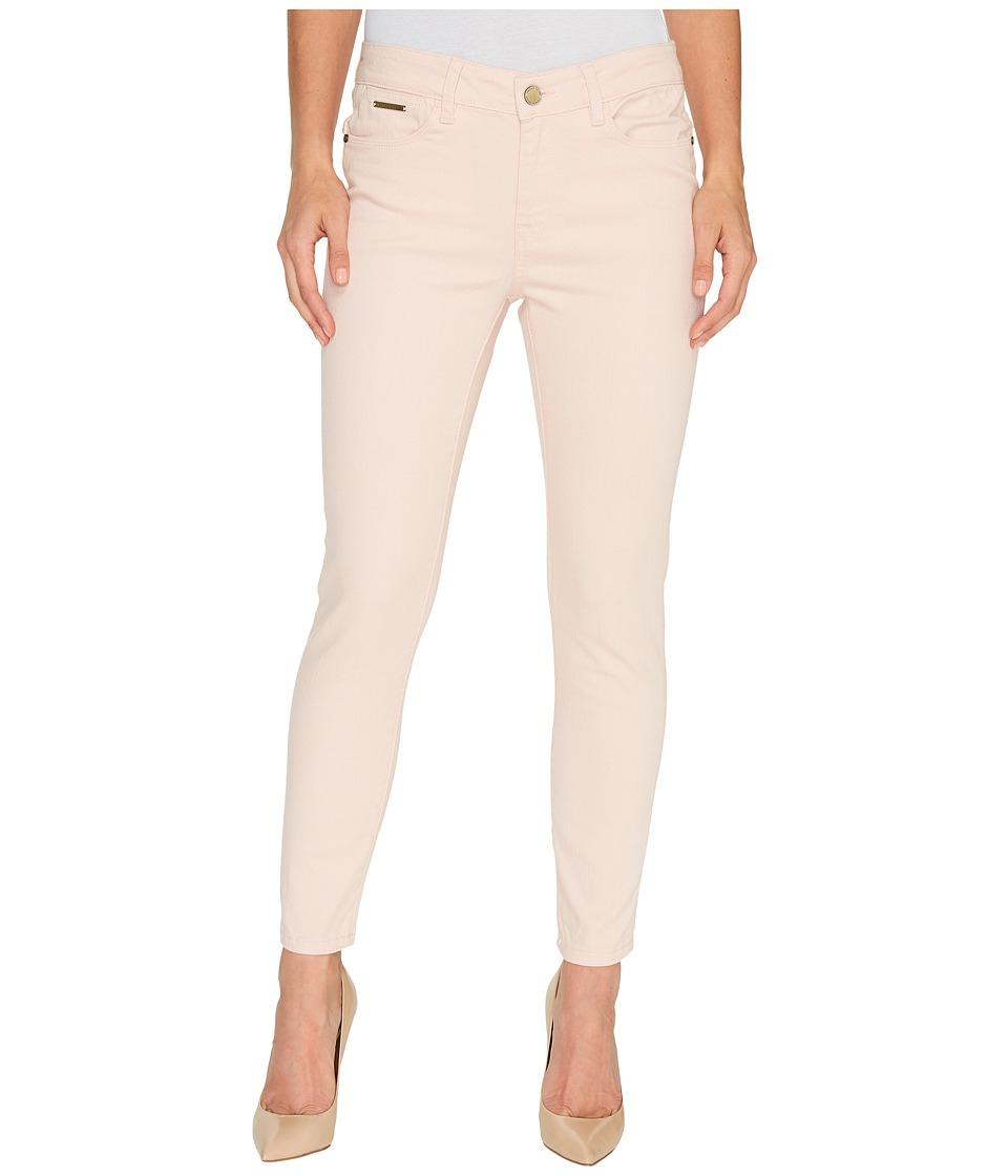 Ivanka Trump - Denim Skinny Ankle Jeans in Blush (Blush) Women's Jeans