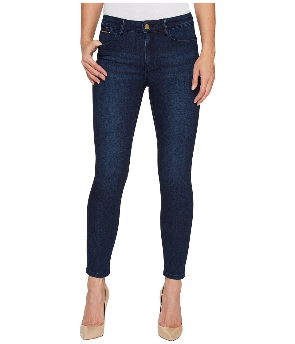 Ivanka Trump - Denim Skinny Ankle Jeans in Authentic (Authentic) Women's Jeans