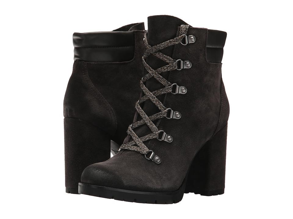 Sam Edelman Carolena (Asphalt Velutto Suede Leather) Women
