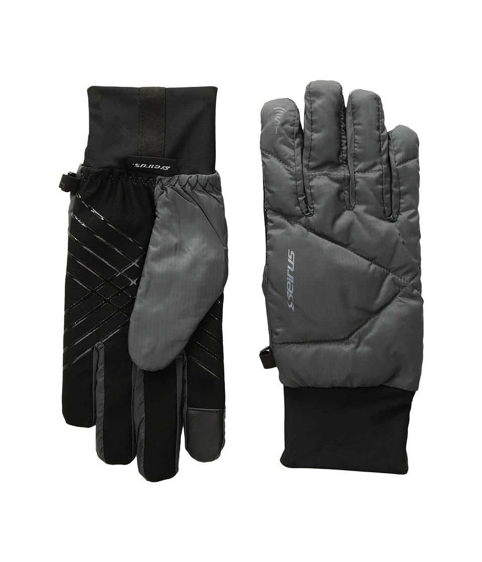 Seirus Solarsphere Ace Gloves (Charcoal) Ski Gloves