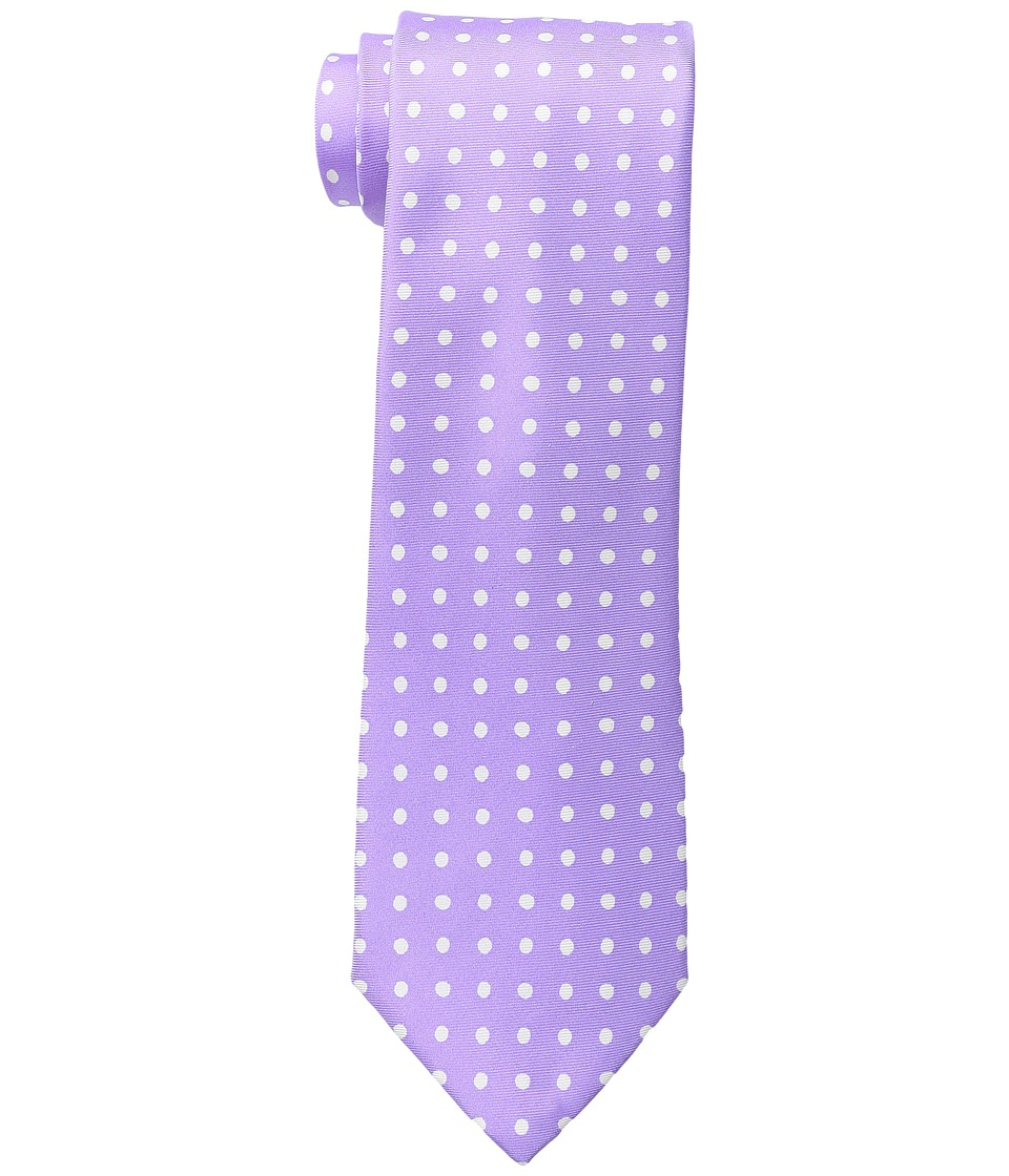 Tommy Hilfiger - Printed Dot (Purple) Ties