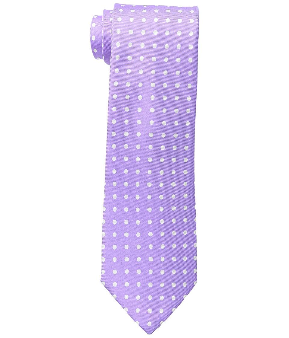 Tommy Hilfiger - Printed Dot (Purple) Ties