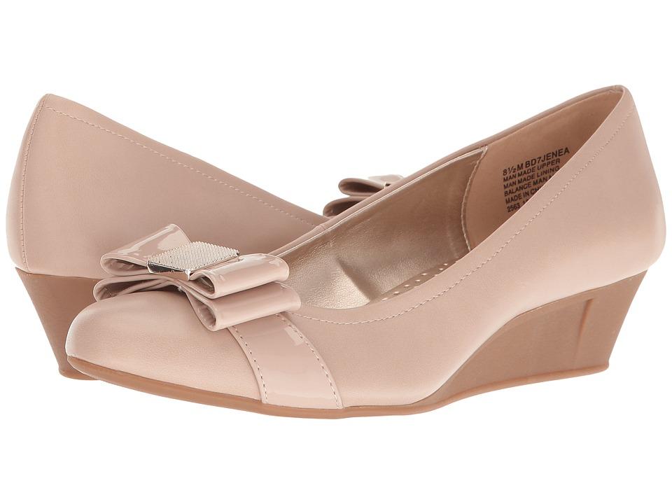 Bandolino - Jenea (Oat Synthetic) Women's Shoes