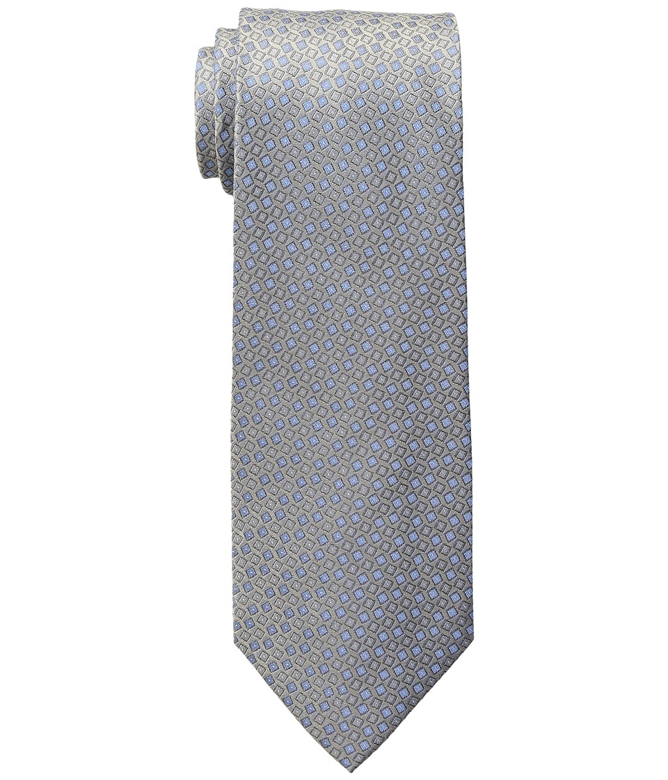 Kenneth Cole Reaction - Tossed Box (Taupe) Ties