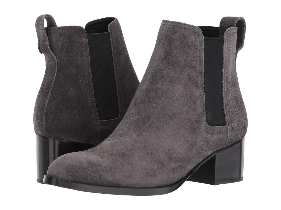 rag & bone Walker Boot (Asphalt Suede) Women