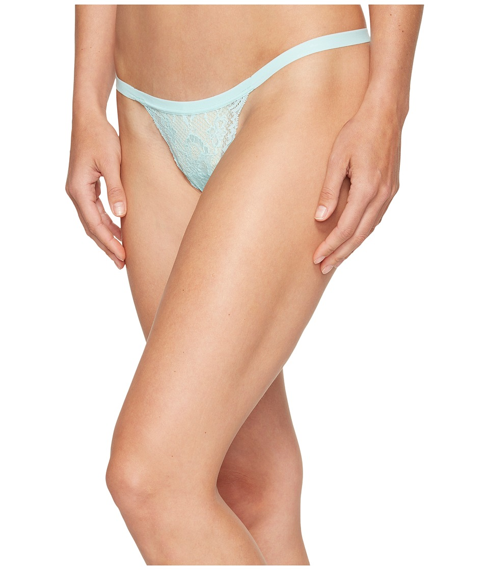 Cosabella - Never Say Never Skimpie G-String (Tropical Water) Women's Underwear