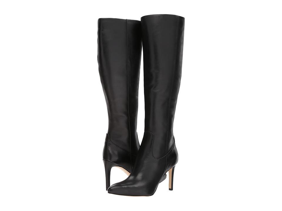 Sam Edelman Olencia (Black Modena Calf Leather) Women