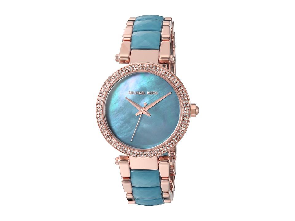 Michael Kors - MK6491 - Parker (Rose Gold) Watches