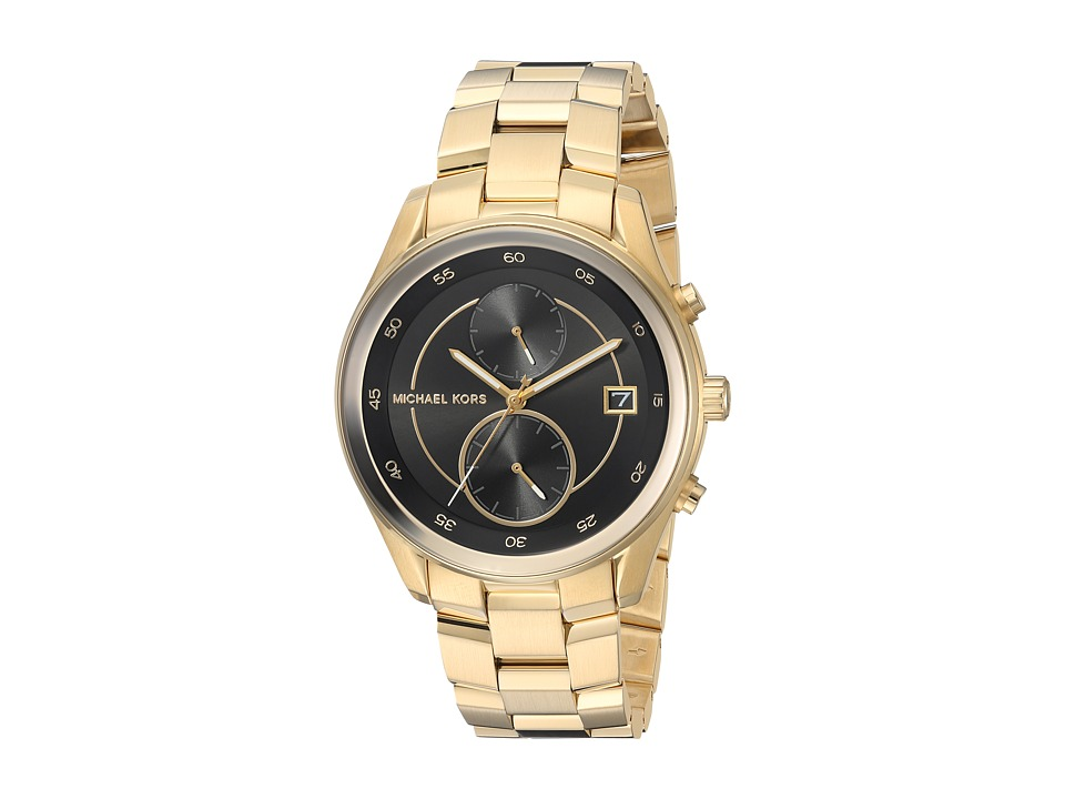 Michael Kors - MK6497 - Briar (Gold) Watches