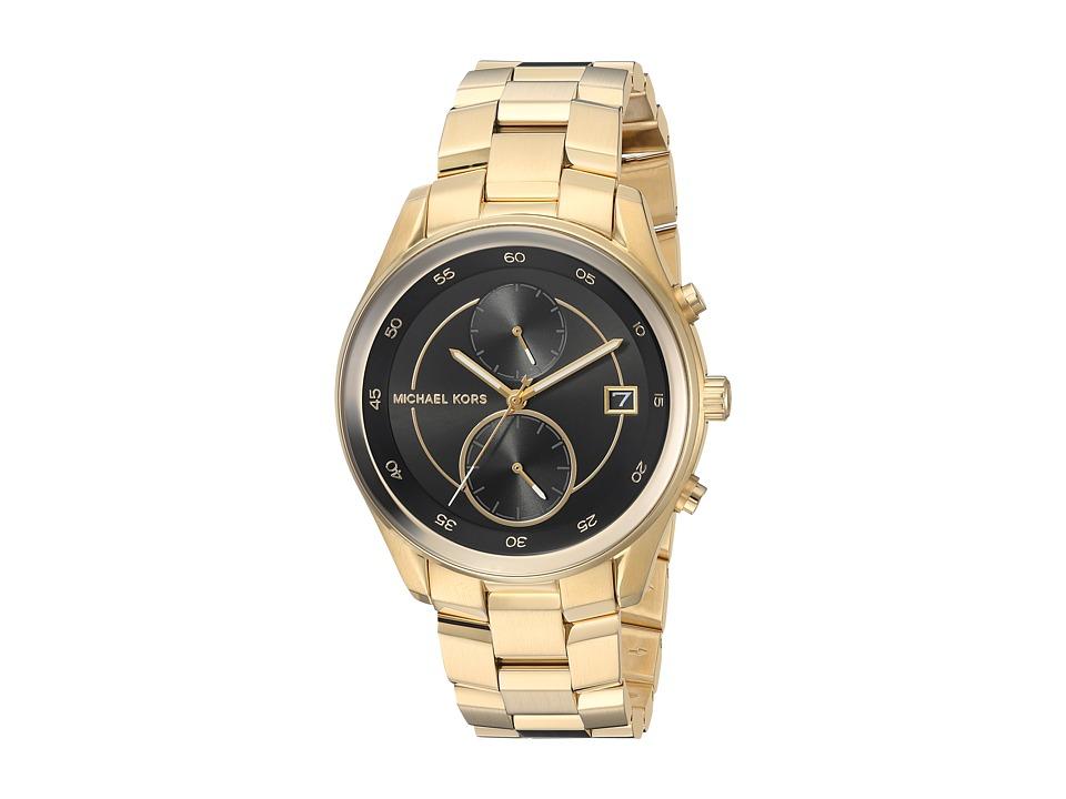 Michael Kors - MK6497 - Briar (Gold) Watches