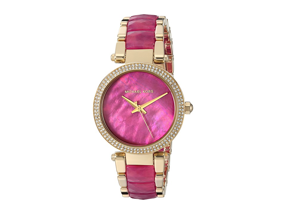 Michael Kors - MK6490 - Parker (Gold) Watches