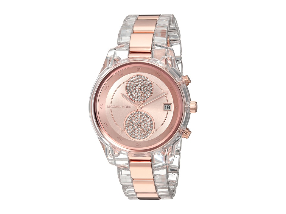 Michael Kors - MK6499 - Briar (Rose Gold) Watches