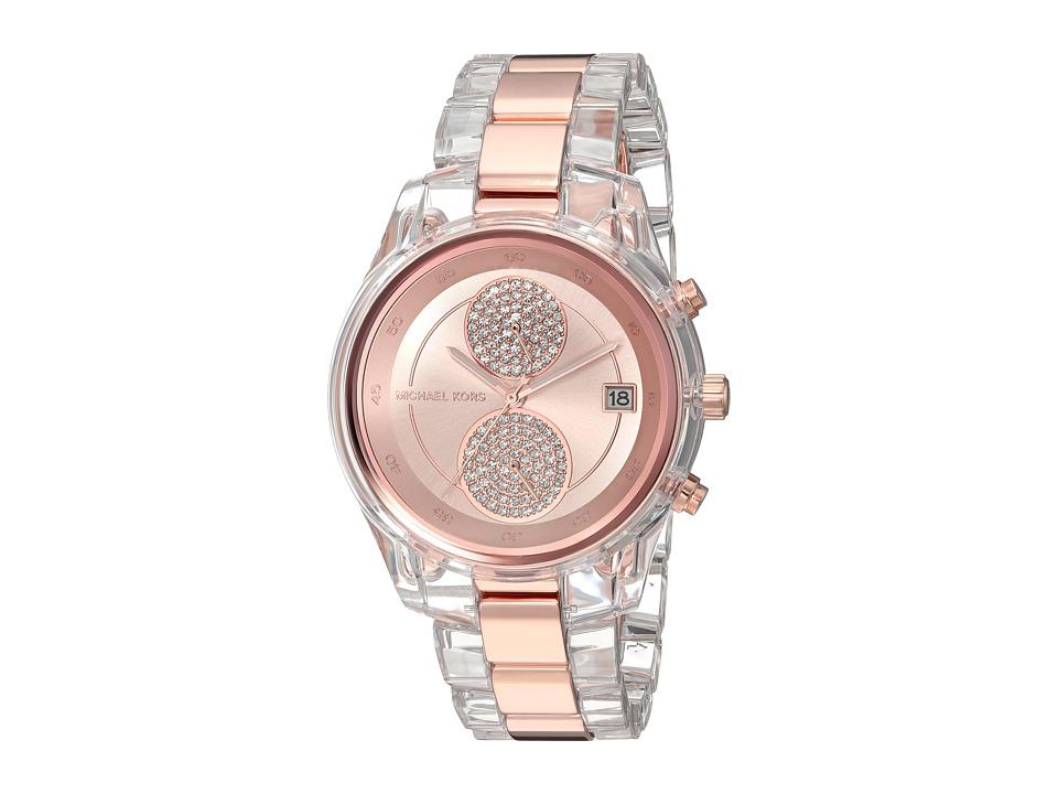 Michael Kors - MK6499 - Briar (Rose Gold) Watches