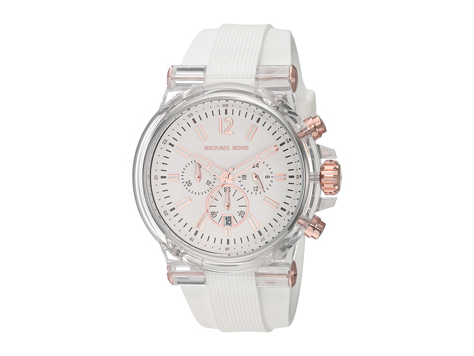 Michael Kors - MK8577 - Dylan (White) Watches