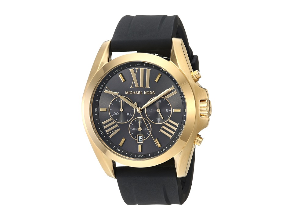 Michael Kors - MK8578 - Bradshaw (Black) Watches