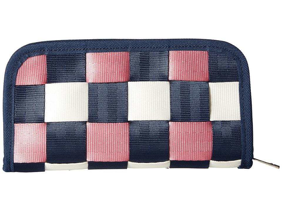 Harveys Seatbelt Bag - Full Wallet (Rose) Clutch Handbags