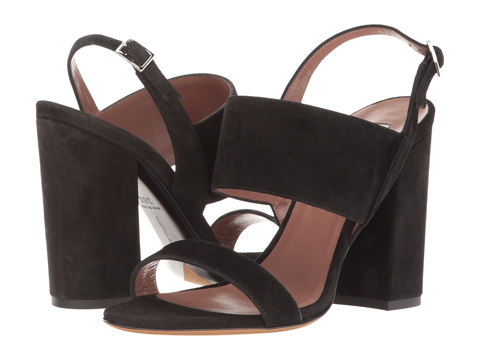 Tabitha Simmons - Senna (Black Split Suede) High Heels