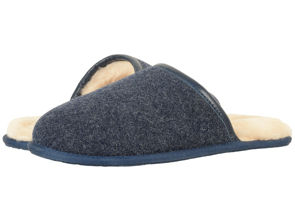 UGG Scuff Novelty (New Navy) Men