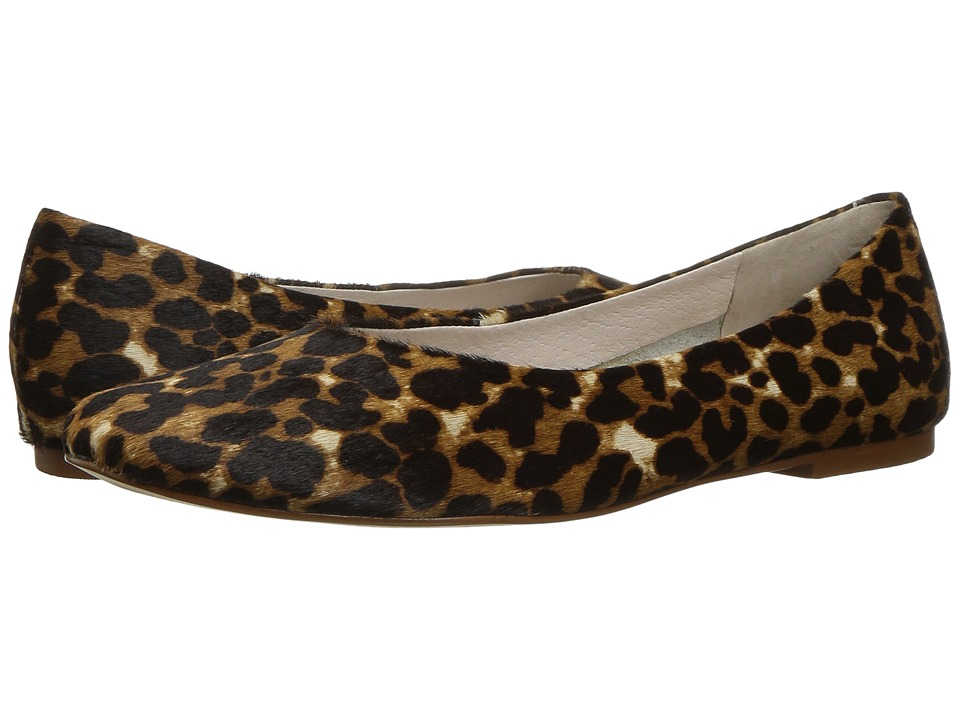 LFL by Lust For Life - Sloop (Leopard Haircalf) Women's Slip-on Dress Shoes