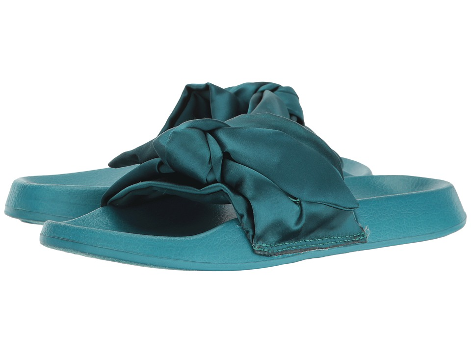 LFL by Lust For Life - Spice (Teal) Women's Sandals