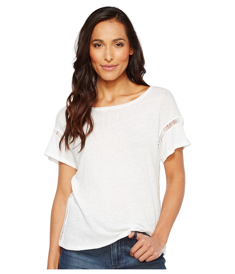Joe's Jeans - Arianna Tee (White Lawn) Women's T Shirt