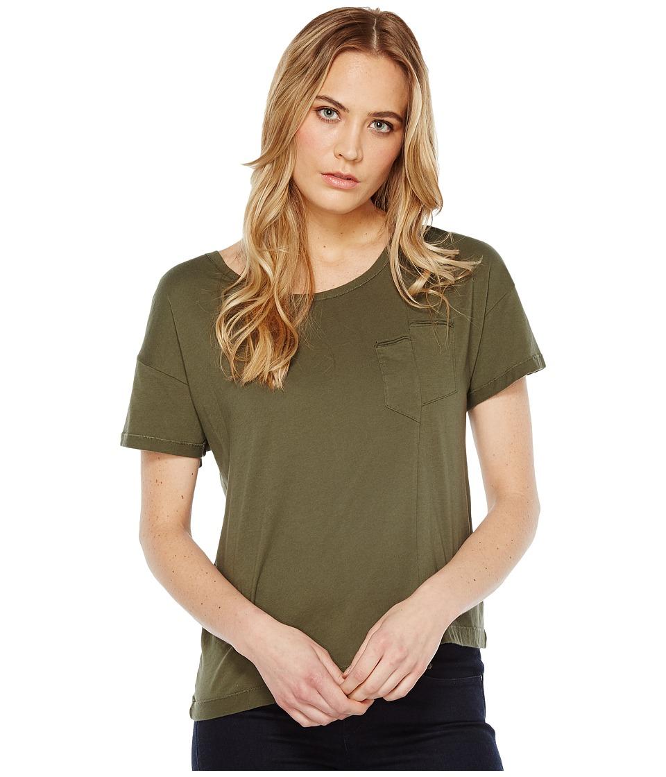 Joe's Jeans - Aster Tee (Dark Moss) Women's T Shirt