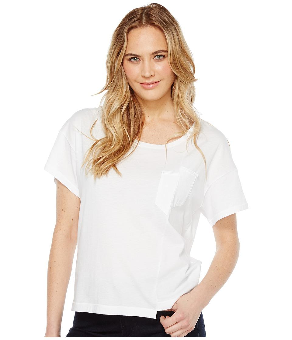 Joe's Jeans - Aster Tee (White Lawn) Women's T Shirt