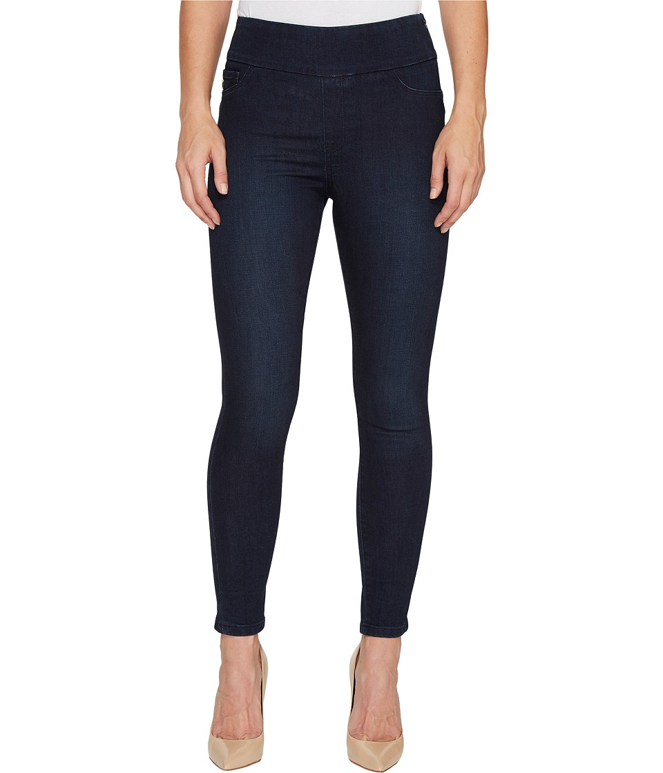 Ivanka Trump - Tummy Control High Waisted Jegging in Dark Blue (Dark Blue) Women's Jeans