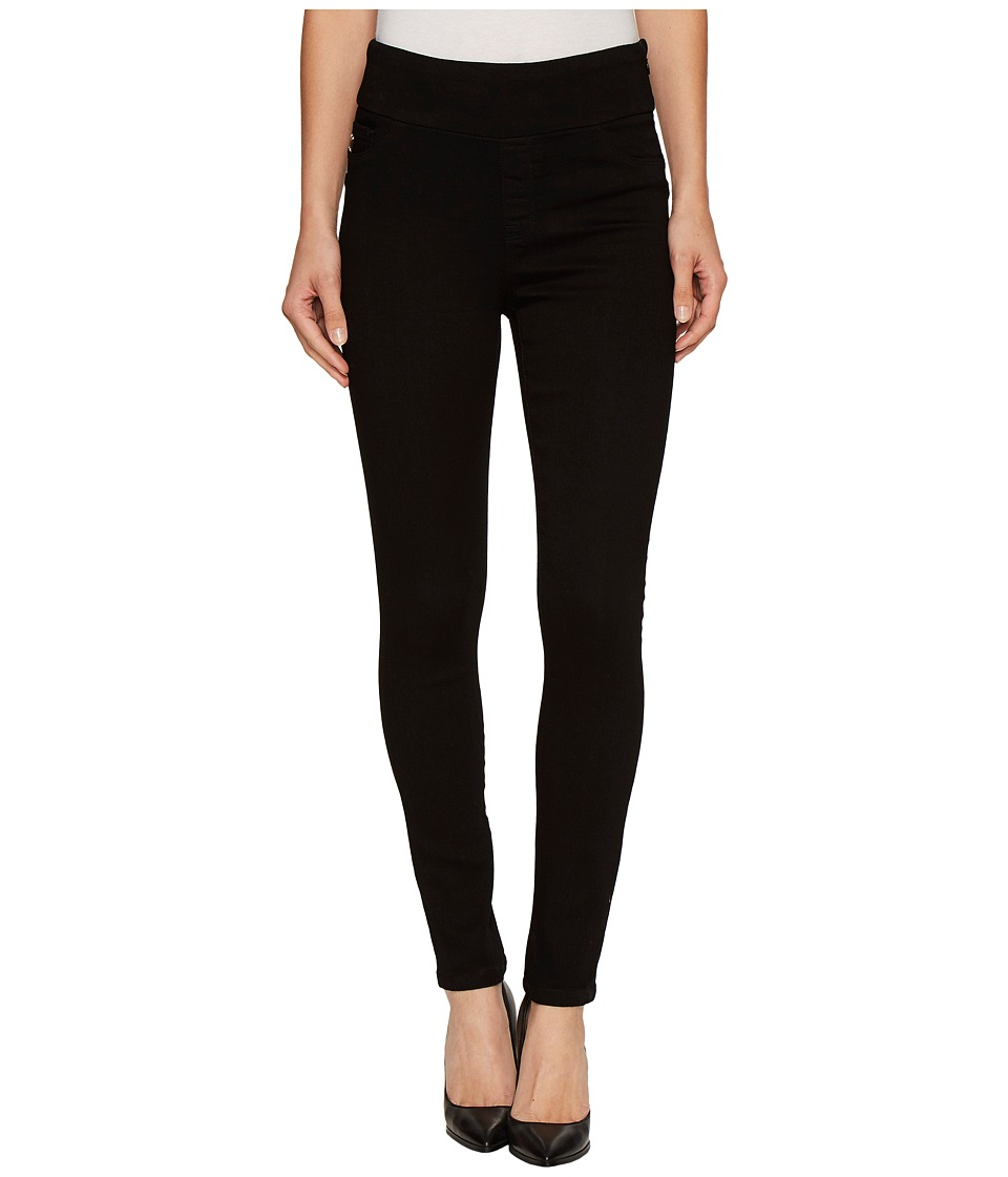 Ivanka Trump - Tummy Control High Waisted Jegging in Black (Black) Women's Jeans