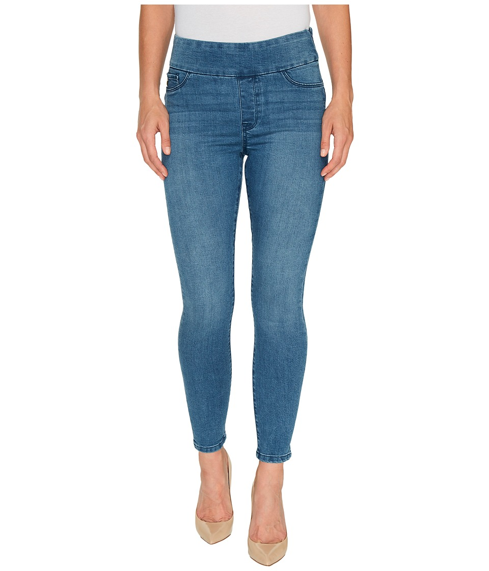 Ivanka Trump - Tummy Control High Waisted Jegging in Vintage Blue (Vintage Blue) Women's Jeans