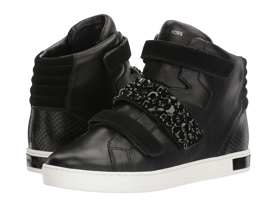 MICHAEL Michael Kors - Randi High Top (Black) Women's Shoes