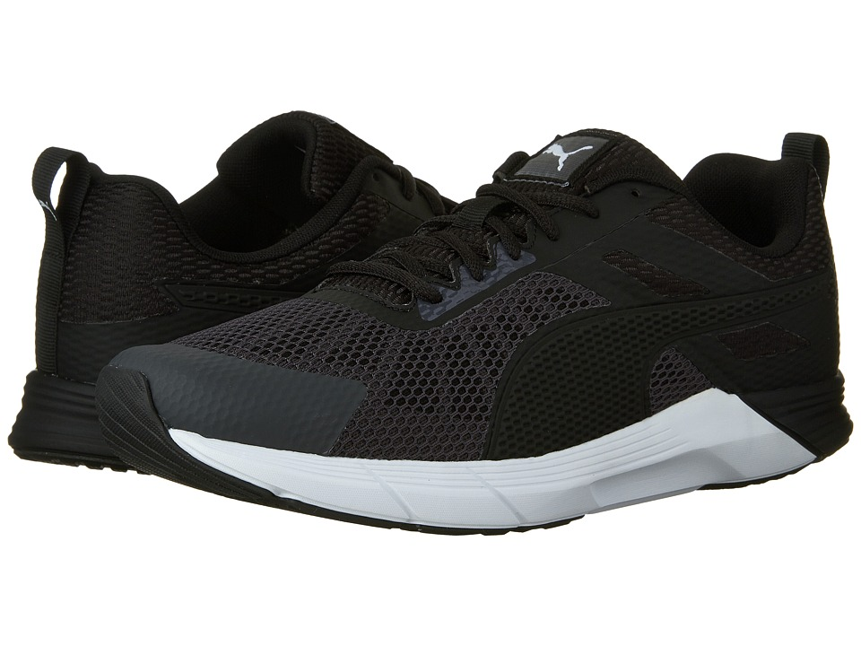 PUMA - Propel (Asphalt/Puma Black/Puma White) Men's Shoes