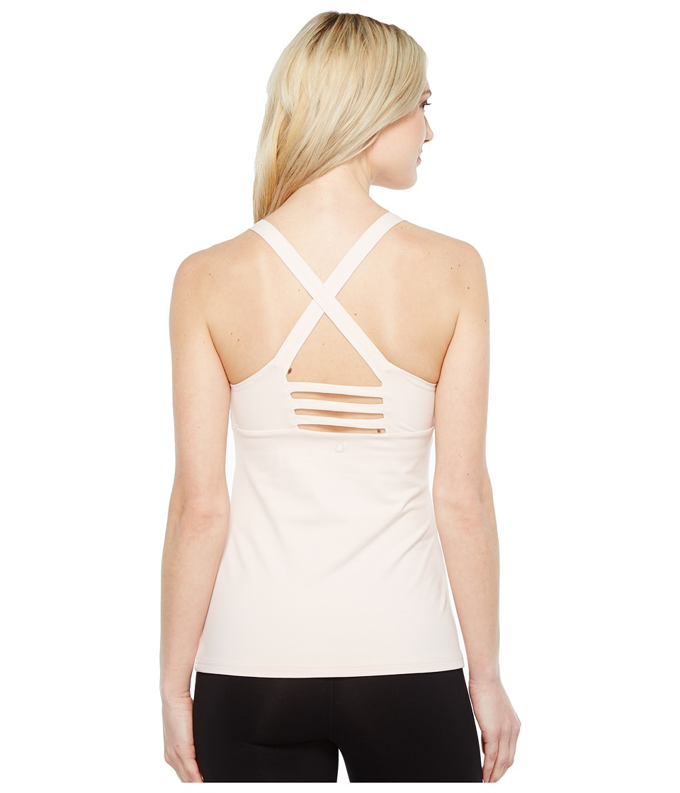 Ivanka Trump - Performance Cross-Back Cami (Blush) Women's Sleeveless