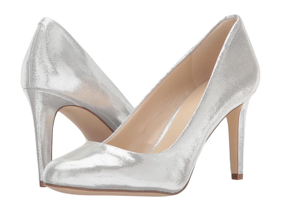 Nine West - Handjive (Light Silver Metallic) High Heels