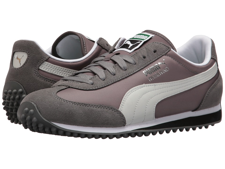 PUMA - Whirlwind Classic (Quiet Shade/Gray Violet) Men's Lace up casual Shoes