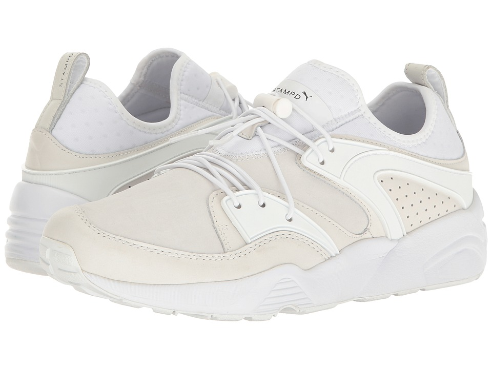 PUMA - Blaze of Glory X Stampd (White) Men's Shoes