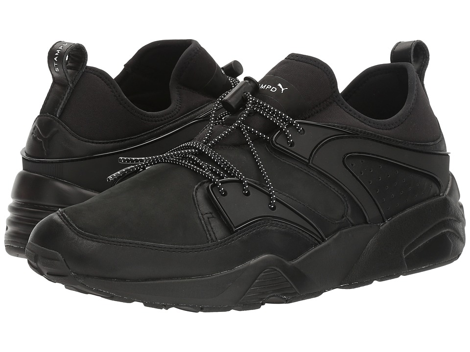PUMA - Blaze of Glory X Stampd (Black) Men's Shoes