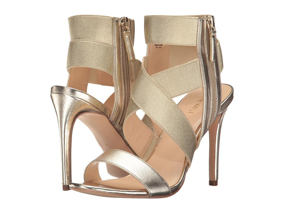 Nine West - Jacknet (Platino/Platino) Women's Shoes