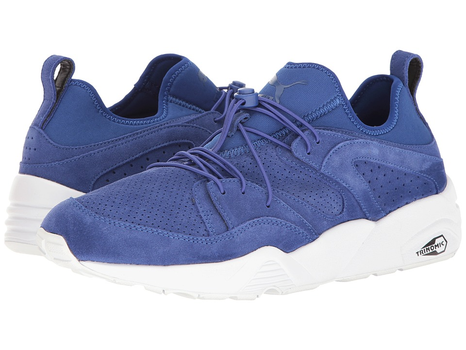 PUMA - Blaze of Glory Soft (Surf the Web) Men's Shoes