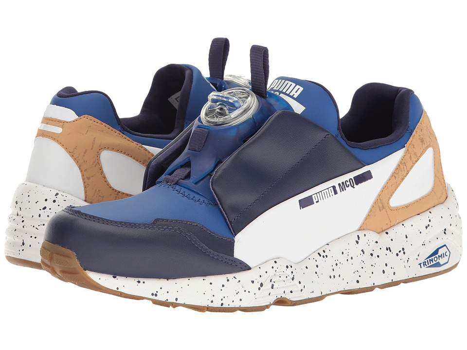 PUMA - MCQ Disc Blue (Surf The Web/Astral Aura/White) Men's Shoes