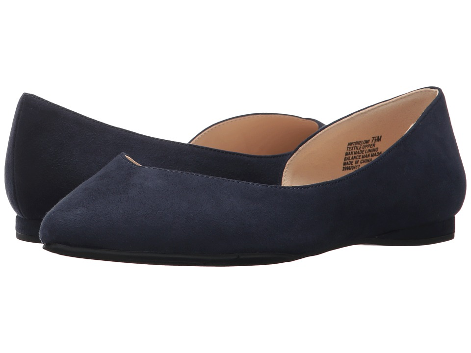 Nine West - Shelomi (French Navy) Women's Shoes