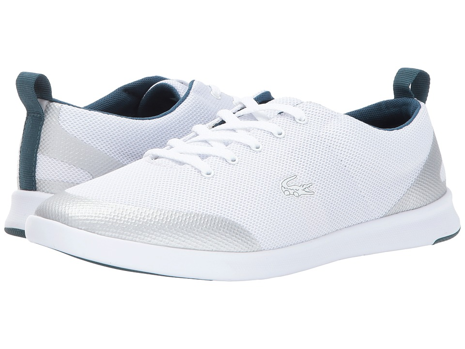 Lacoste - Avenir 317 2 (White) Women's Shoes