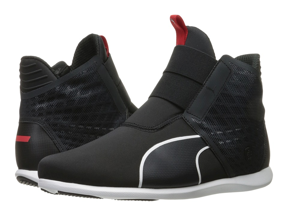 PUMA - SF Ankle Boot (Moonless Night/Moonless Night/Puma White) Women's Shoes