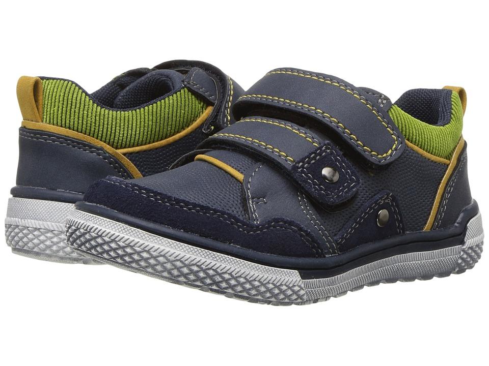 Beeko - Torrington II (Toddler/Little Kid) (Navy) Boy's Shoes