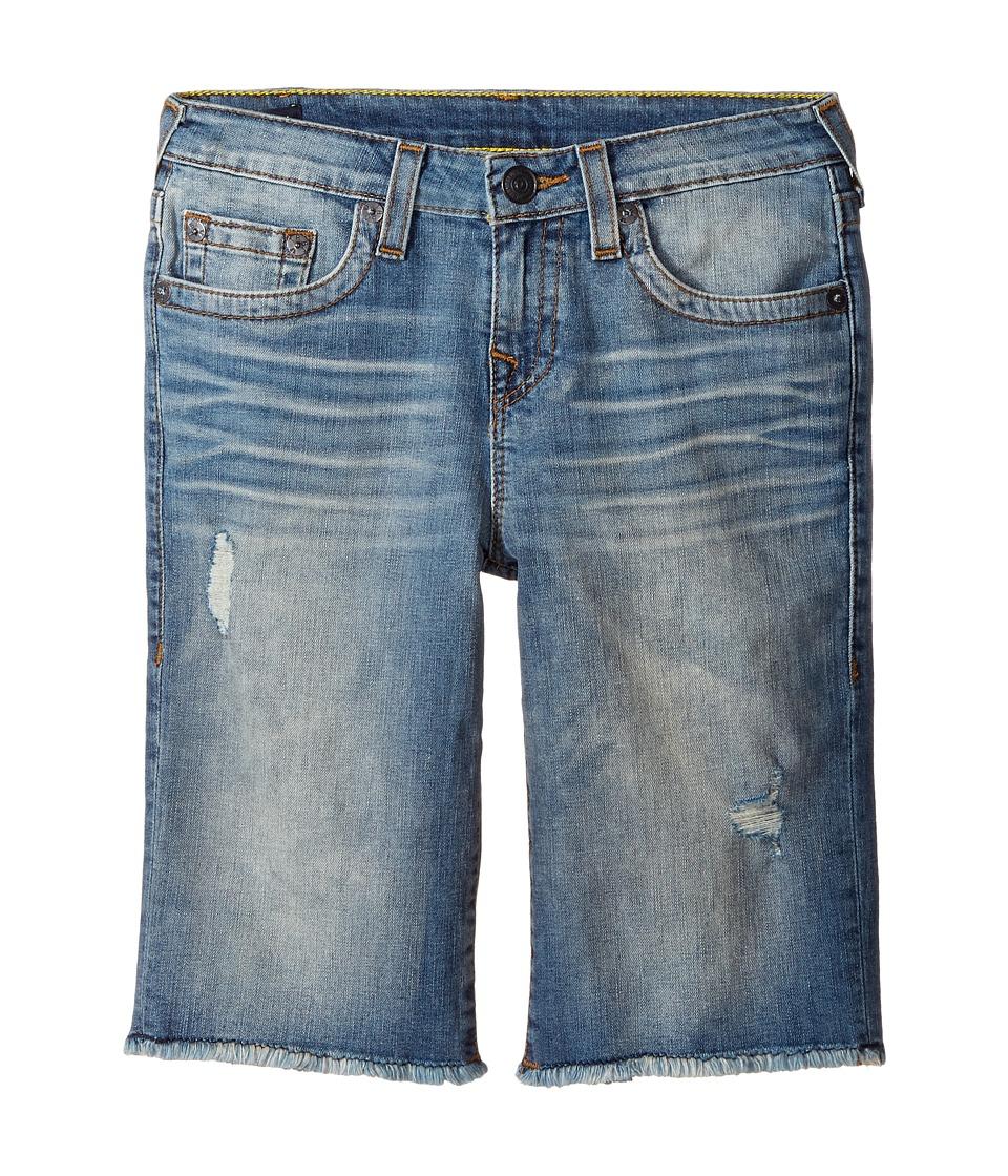 True Religion Kids - Geno Shorts (Big Kids) (Legend Wash) Boy's Shorts