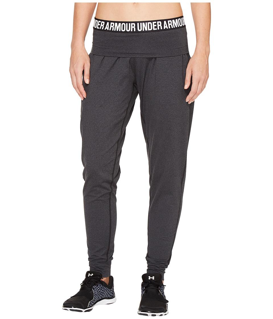Under Armour - Downtown Knit Jogger Pants (Asphalt Heather) Women's Casual Pants