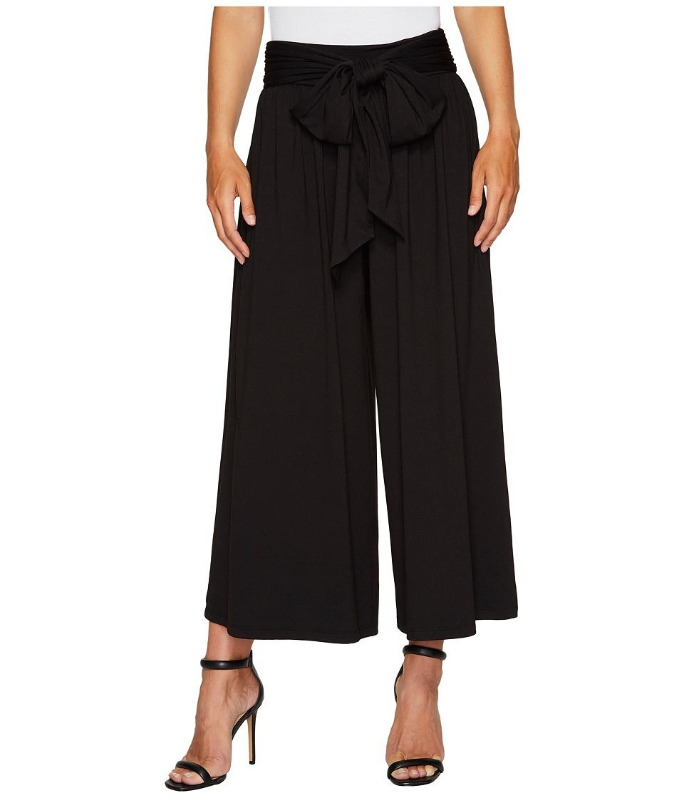 Susana Monaco - Leora Pants (Black) Women's Casual Pants